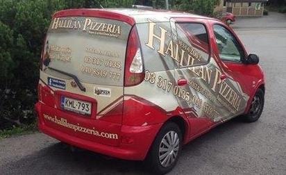 hallilan pizzeria naapurin pillu