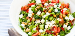 Middle-Eastern-vegetable-salad